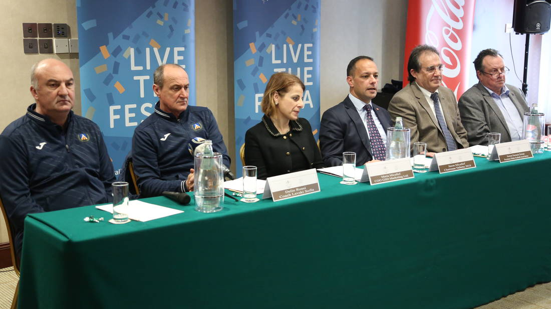 Valletta 2018 International Football Tour Launched
