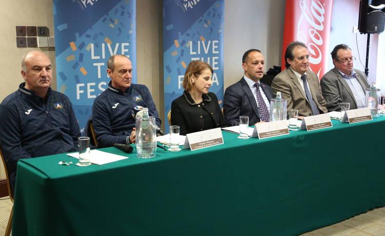 Valletta 2018 International Football Tour Launched