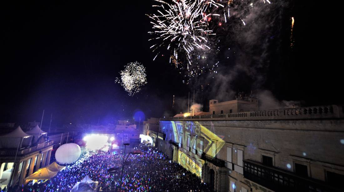 National New Year's Eve Celebrations a Success