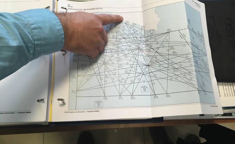 Image for Dal-Baħar Madwarha: Fleeting Territories: Mapping Malta