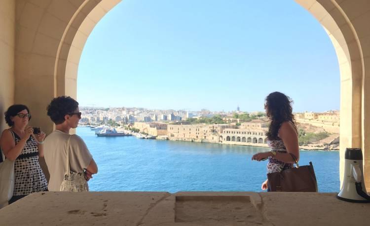 Image for Dal-Baħar Madwarha: Times of Dilemma