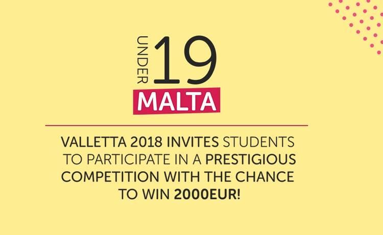 Irbaħ safra lejn l-Awstrija permezz tal-kompetizzjoni ta' Valletta 2018 għaż-żgħażagħ ta' taħt id-dsatax-il sena