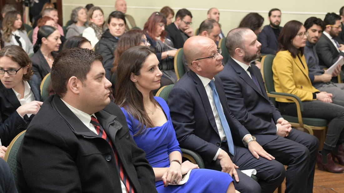 Valletta 2018's Annual Seminar Culture Matters Opens
