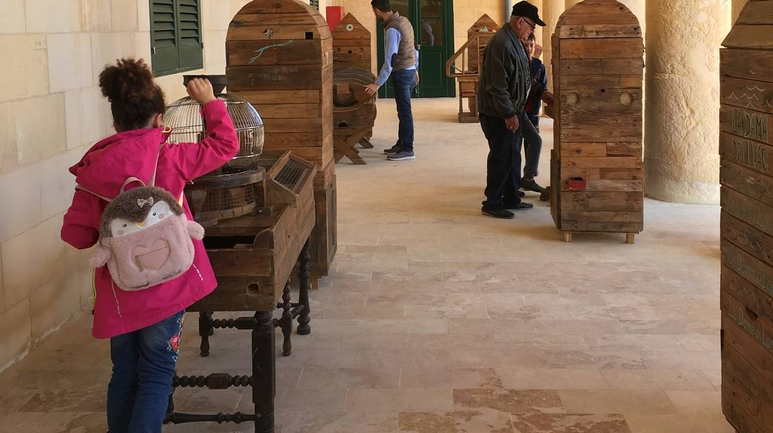 Valletta 2018's family fun-fair opens its doors at Esplora