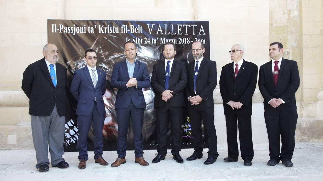 Il-Passjoni ta' Kristu fil-Belt Valletta