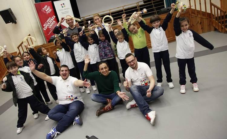 Valletta 2018 and Tikka Banda present interactive musical performances during May