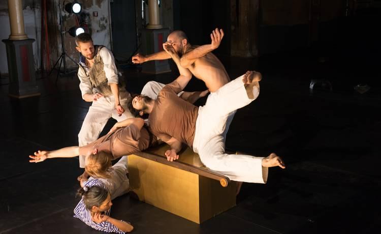 Image for IT'S SCHILLER! – Dance Theatre Performance