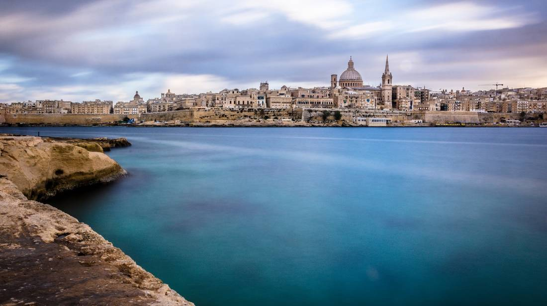 Participate in the Valletta 2018 draw!