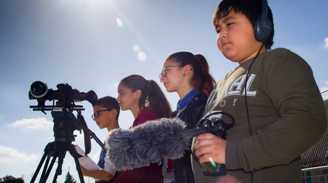 Form 2 students create film for Valletta 2018