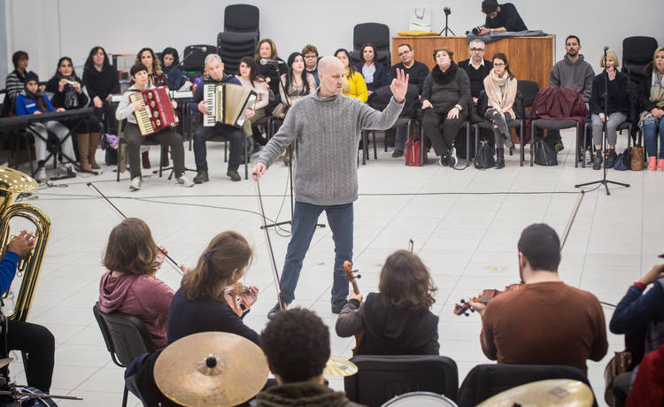 Valletta 2018 invites everyone to become a musician with Mewġa Mużika