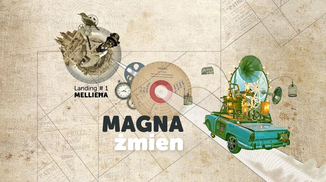 Magna Żmien lands in Mellieha