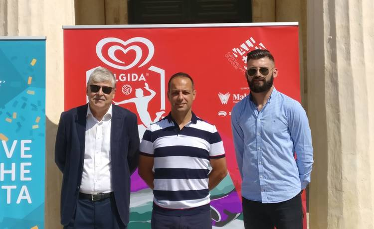 St George's Square to host Algida Valletta Beach Volley in the City