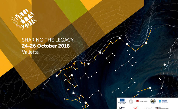 Final Chance to Register for Valletta 2018's Conference 'Sharing the Legacy'