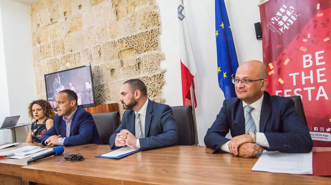 Riżultati pożittivi ħafna fuq l-impatt ta' Valletta 2018 fl-ewwel sitt xhur tas-sena
