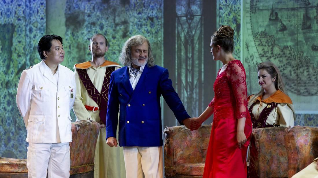 Għada, l-AIDA ta' Verdi fi Pjazza Teatru Rjal