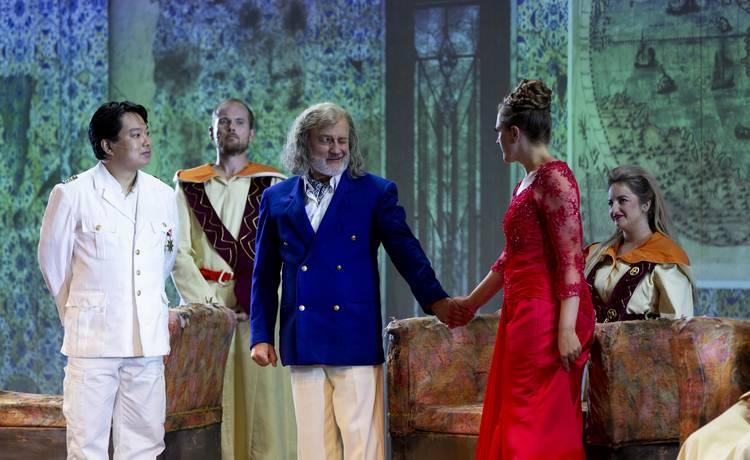 Verdi's AIDA at Pjazza Teatru Rjal tomorrow