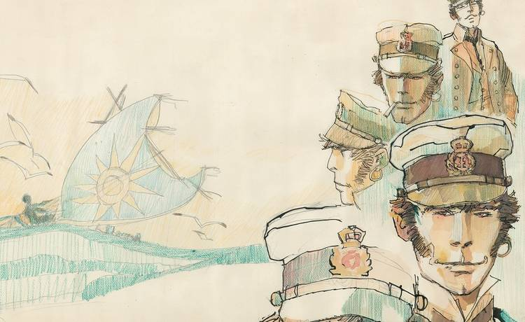 First performance of Corto Maltese: The Ballad of the Salty Sea, tomorrow