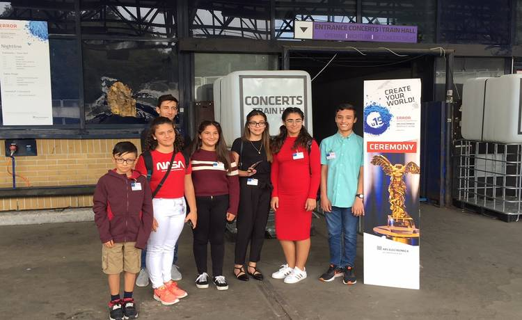 Valletta 2018's Under 19 Competition Winners Travel to Austria for Ars Electronica Festival