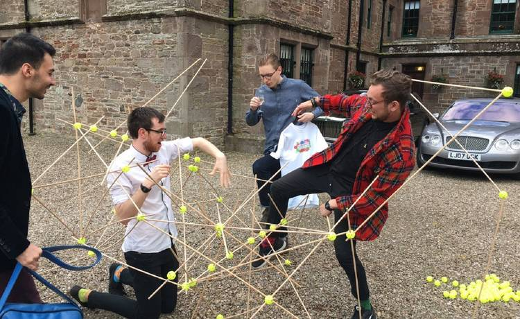 Image for Call for Young Participants: Street Game and Urban Intervention (Playspace)