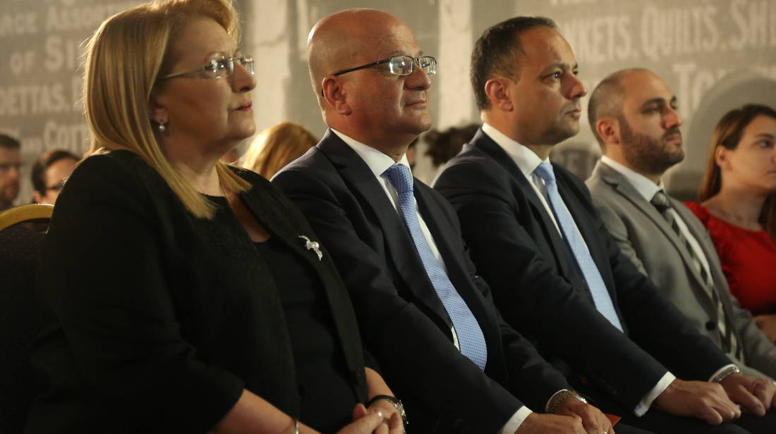 Valletta 2018's Annual Conference, Sharing the Legacy, Opens Today
