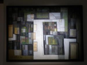 Esprit Barthet - 'Rooftops'; c. Denise Perini