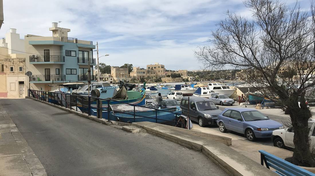 72 Hours to Transform Birzebbugia Promenade for Valletta 2018