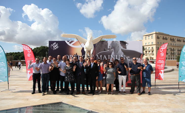 Months of preparation culminate in Music-Theatre Performance and Parade in the Capital for Valletta 2018