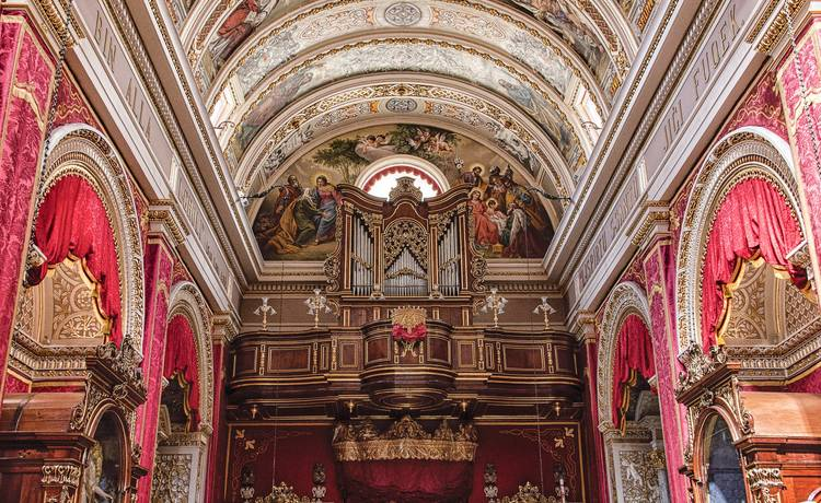 Image for The Malta International Organ Festival 2018