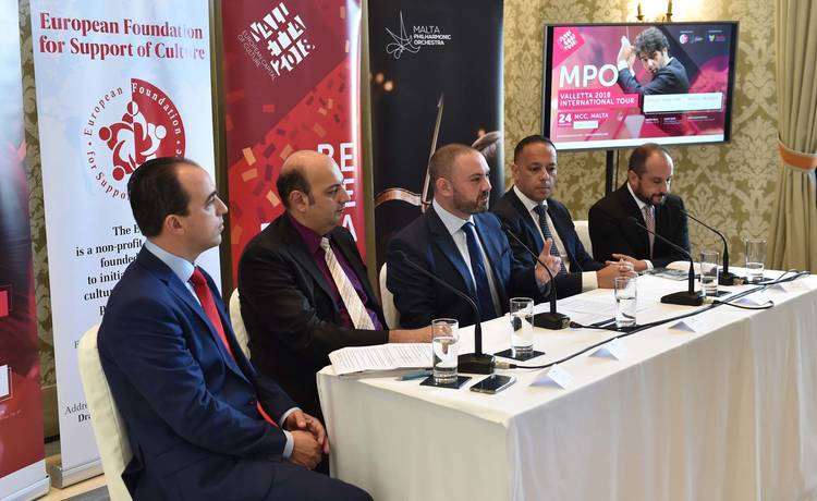MPO Valletta 2018 International Tour Kicks Off at the MCC this November