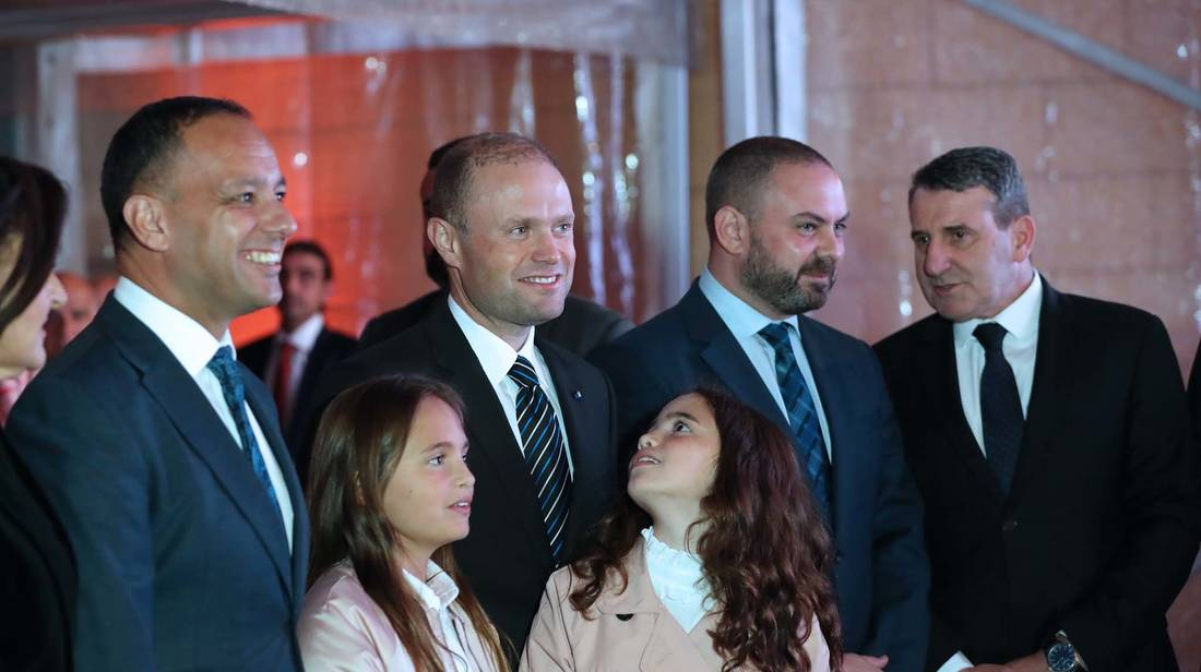 Valletta 2018 flagship project MUŻA opens its doors