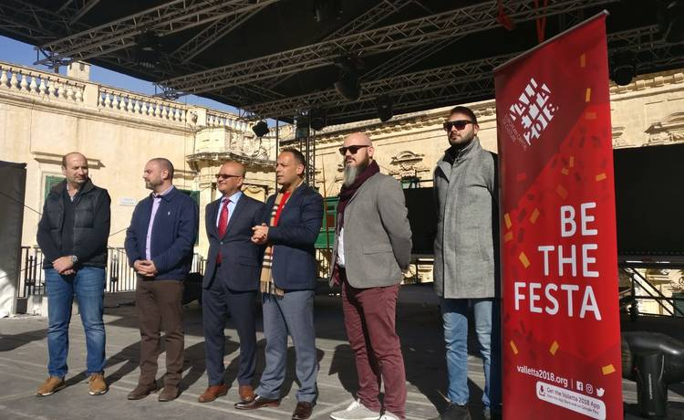 Valletta New Year's Eve Celebrations 2019, Featuring Ira Losco Live in Concert