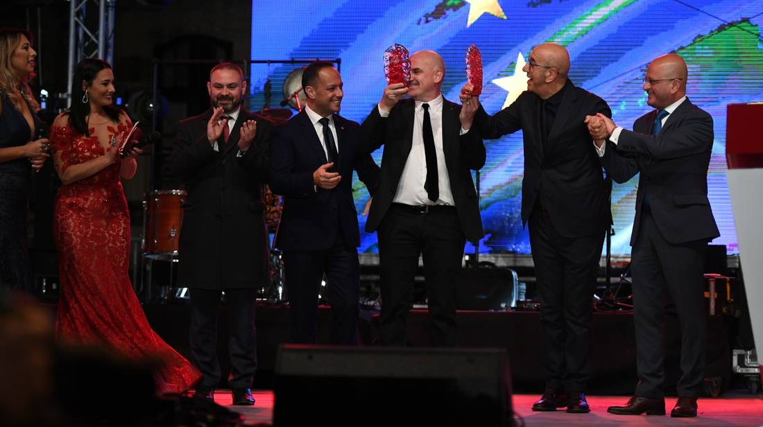 Valletta 2018 passes the baton to the next European Capitals of Culture